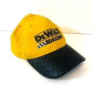 buy online 9c0e6 0e581 Matt Kenseth DeWalt Racing NASCAR Hat Snap Back